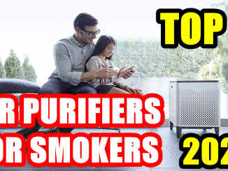 Best Air Purifiers for Cigarette Smoke of 2020