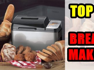 Do you like to cook alone and want to eat what's healthy? In this article we recommend Best Bread Maker 2020.