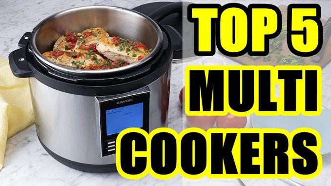 Best Multi Cooker Air Fryer 2020 | Top 5 Air Fryers 2020