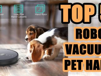 Best Robot Vacuum Cleaner for Pet Hair 2020 | Top 5 Robot Vacuum Cleaners 2020 - SteMir ReViews