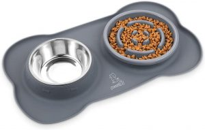 TOP 5: Best Slow Feeder Dog Bowl 2021 | for Large and Small Dogs