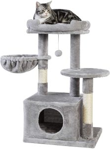 TOP 5: Best Cat Tree Tower on Amazon 2021   Cats Activity Towers
