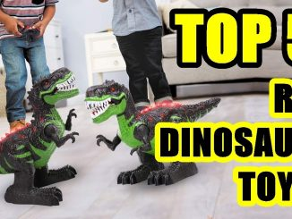 TOP 5: Best Remote Control Dinosaur Toy 2021 | Robot Toys for Kids